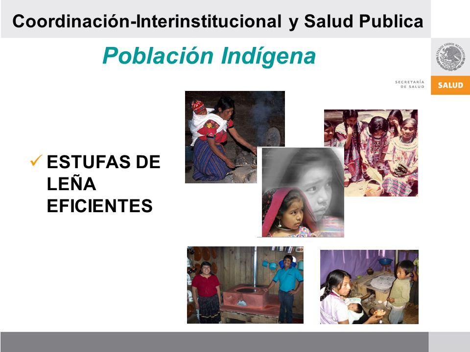 Población Indígena Coordinación-Interinstitucional y Salud Publica