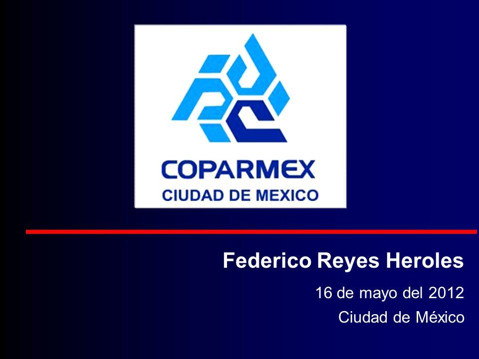 Federico Reyes Heroles 16 de mayo del 2012