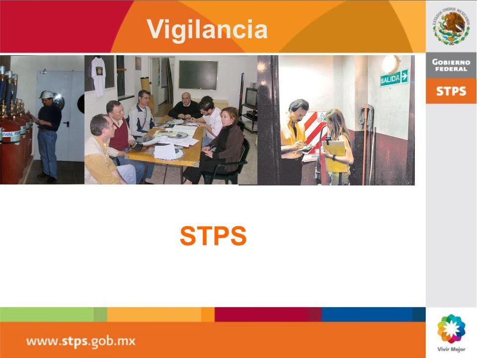 Vigilancia STPS