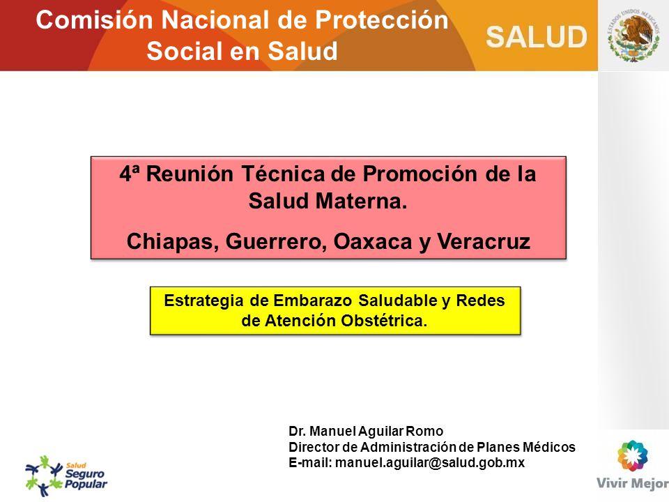 Comisión Nacional de Protección Social en Salud