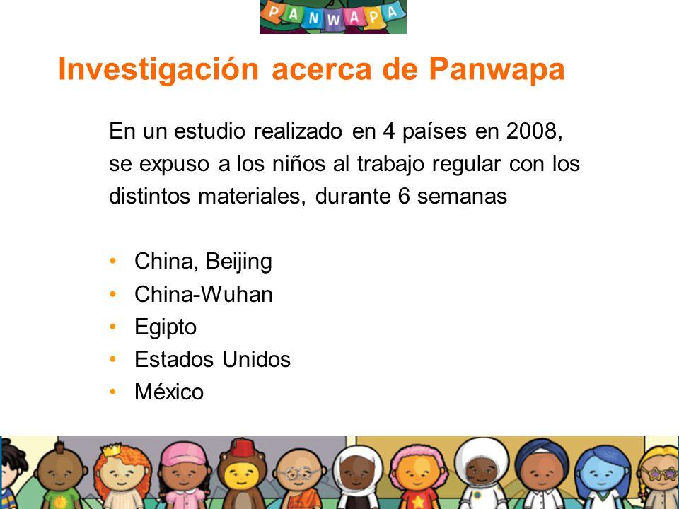 Investigación acerca de Panwapa