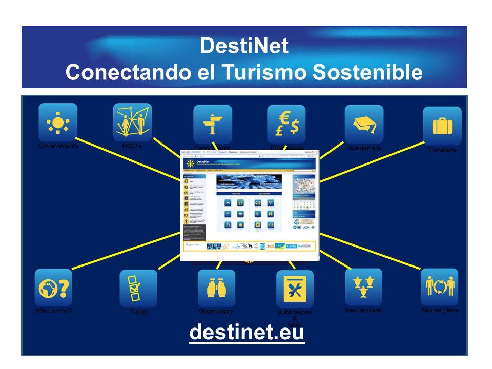 Conectando el Turismo Sostenible
