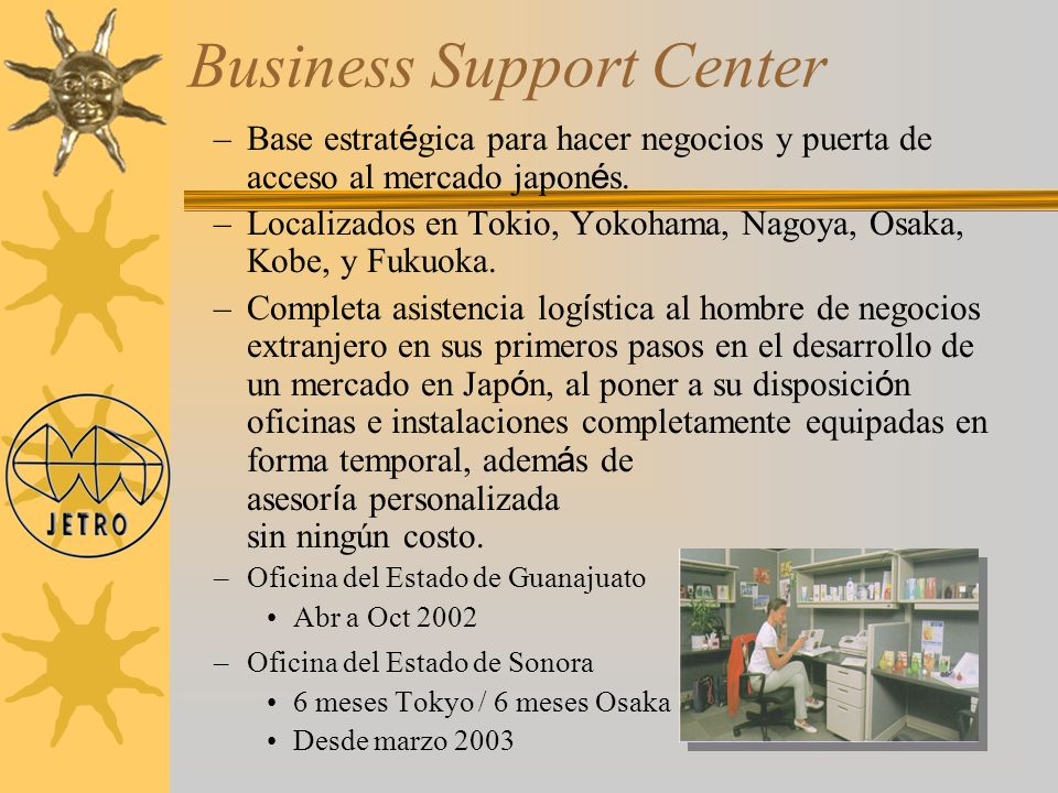 Business Support Center