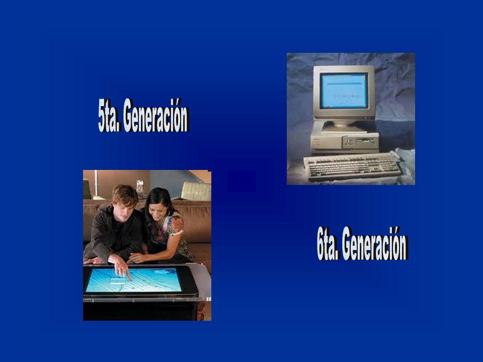 5ta. Generación 6ta. Generación