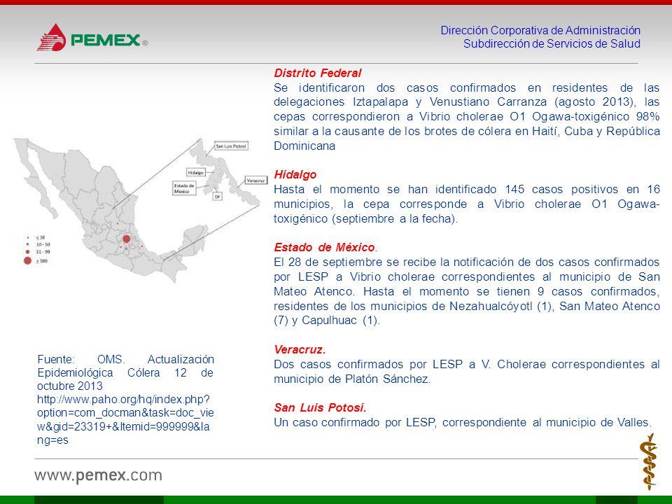 Un caso confirmado por LESP, correspondiente al municipio de Valles.