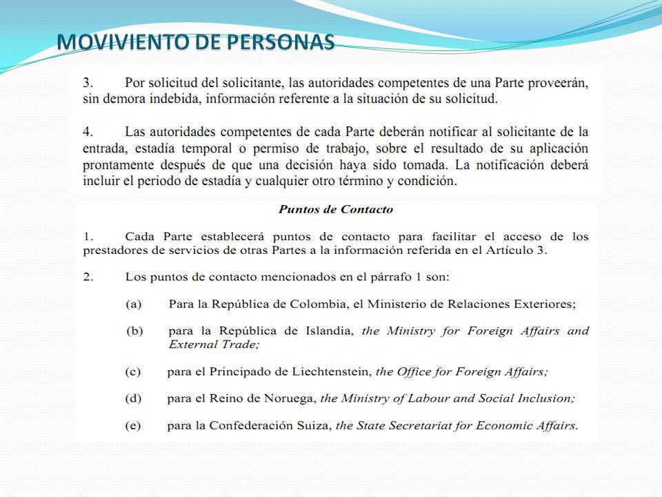 MOVIVIENTO DE PERSONAS