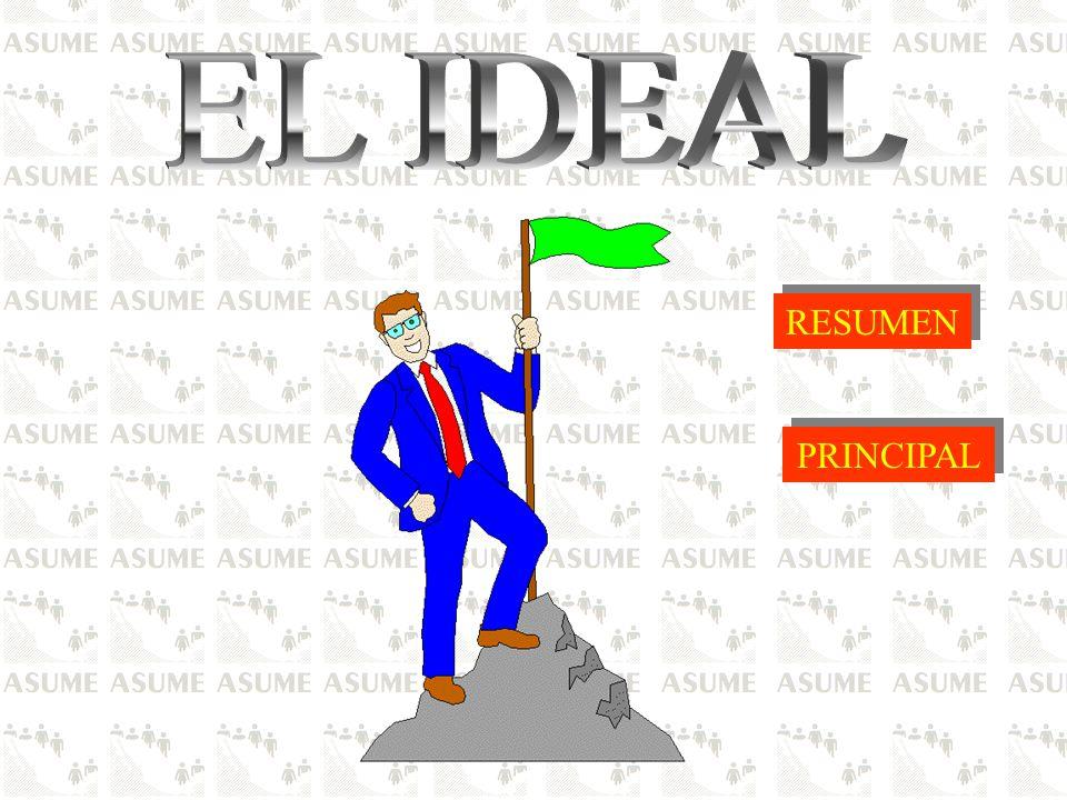 EL IDEAL RESUMEN PRINCIPAL