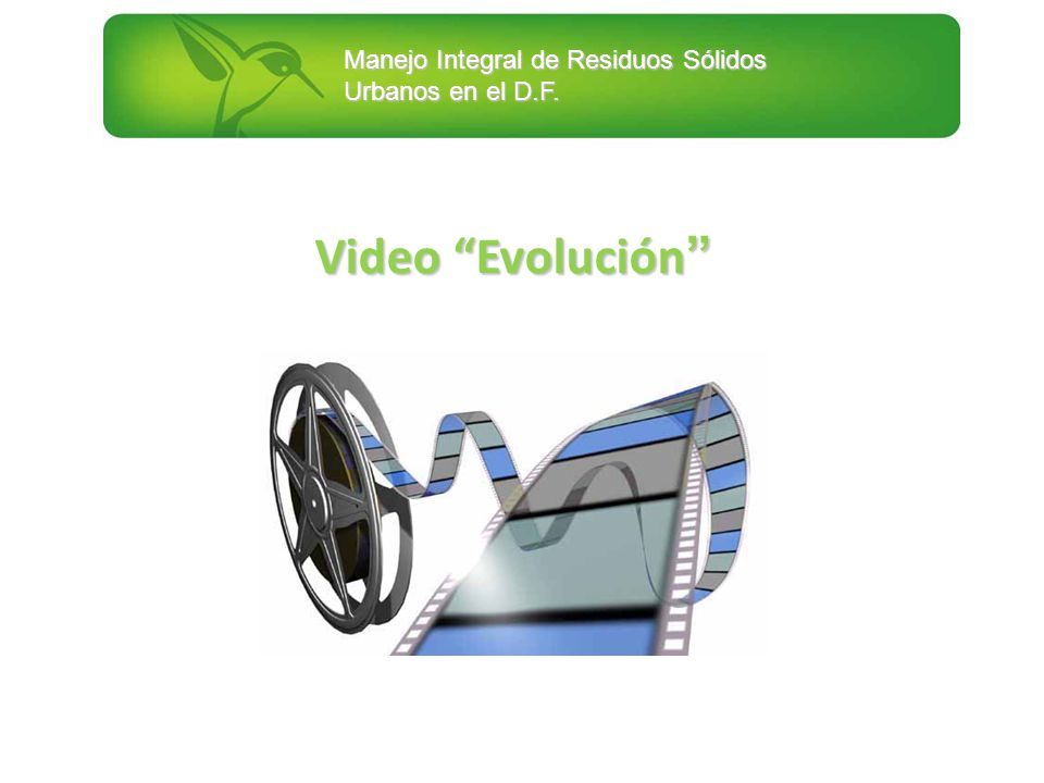 Video Evolución