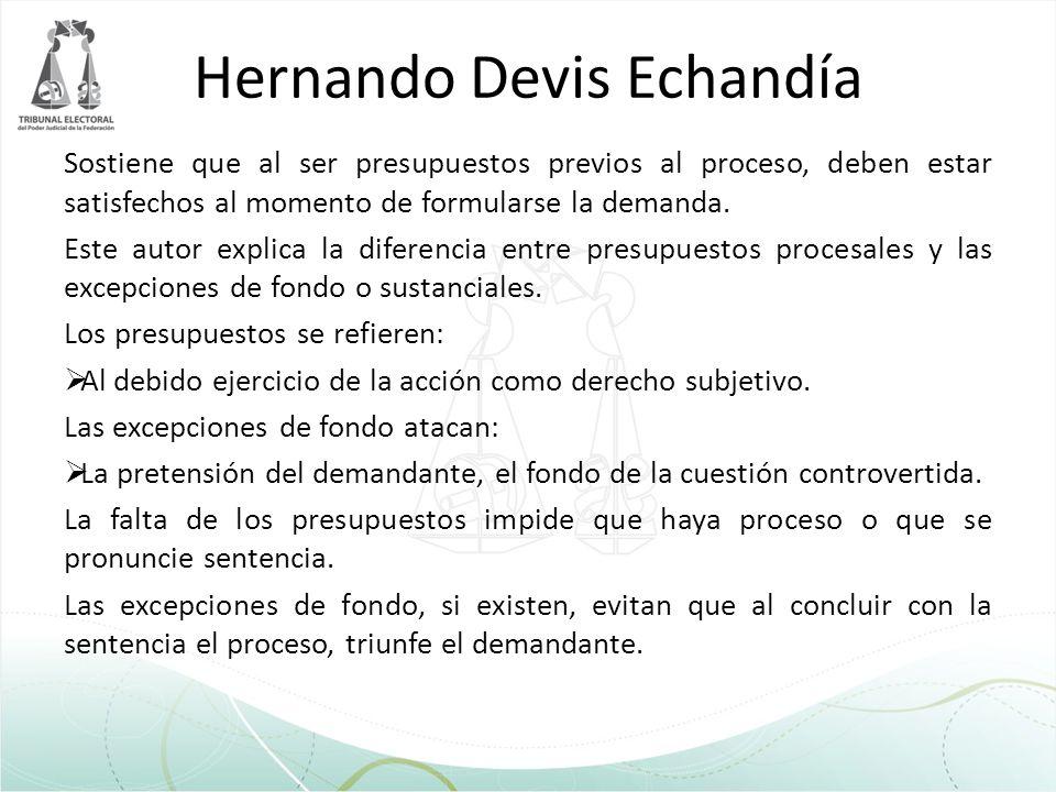 Hernando Devis Echandía