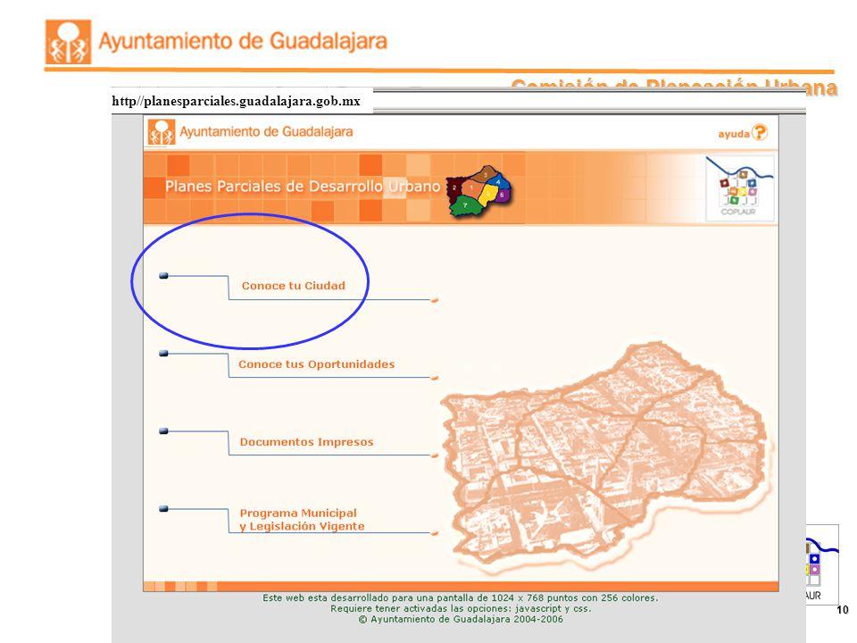 http//planesparciales.guadalajara.gob.mx