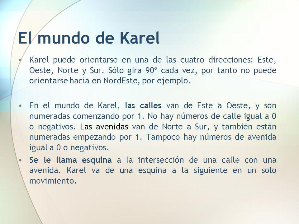 El mundo de Karel