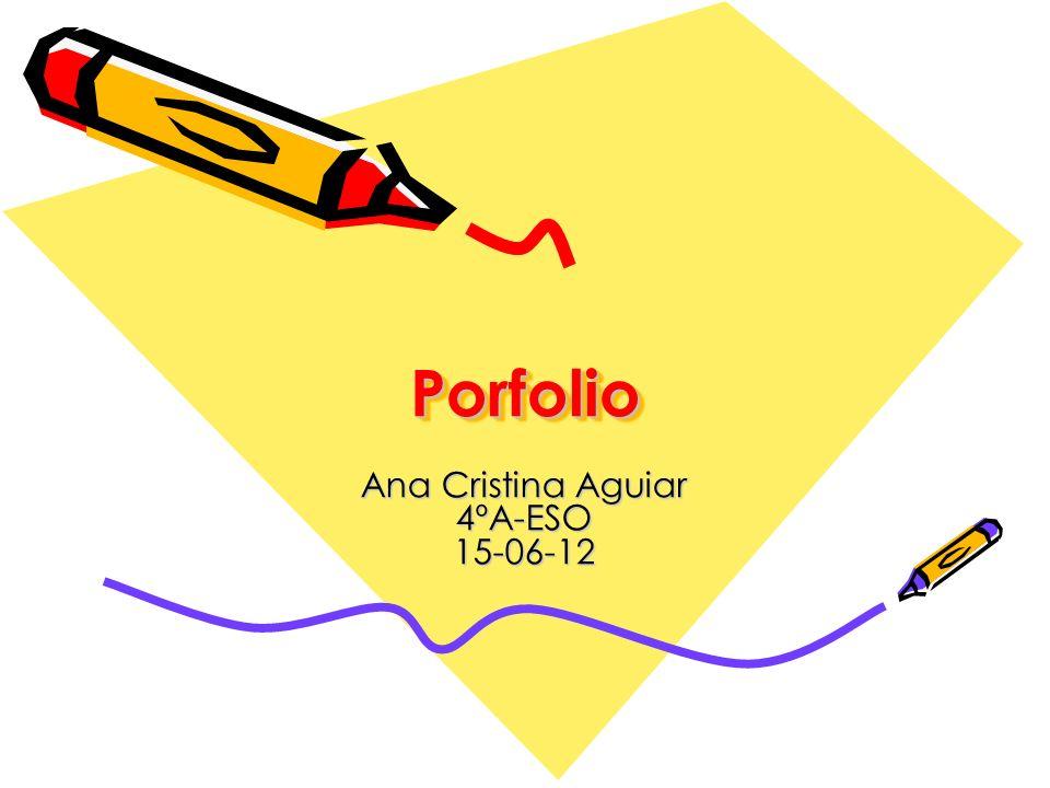 Ana Cristina Aguiar 4ºA-ESO 15-06-12