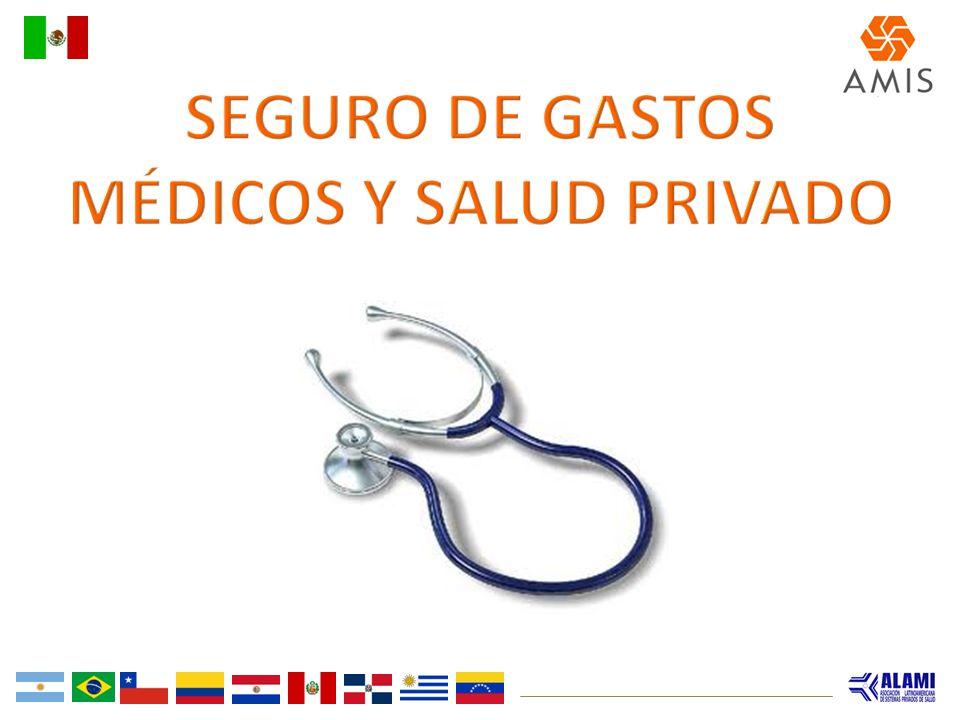 SEGURO DE GASTOS MÉDICOS Y SALUD PRIVADO