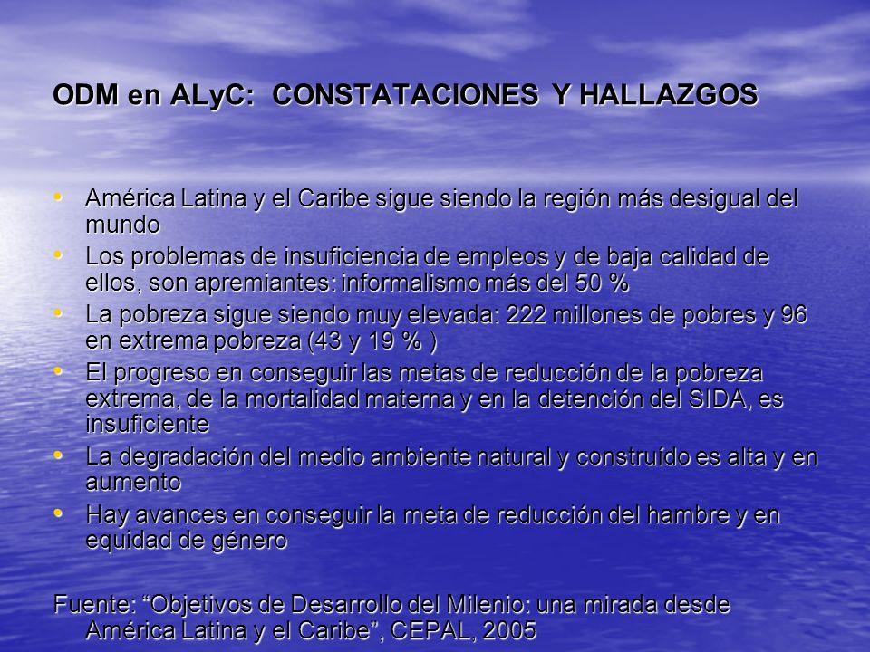 ODM en ALyC: CONSTATACIONES Y HALLAZGOS