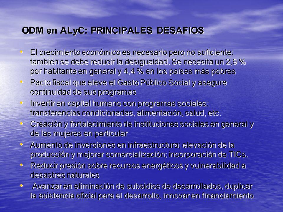 ODM en ALyC: PRINCIPALES DESAFIOS