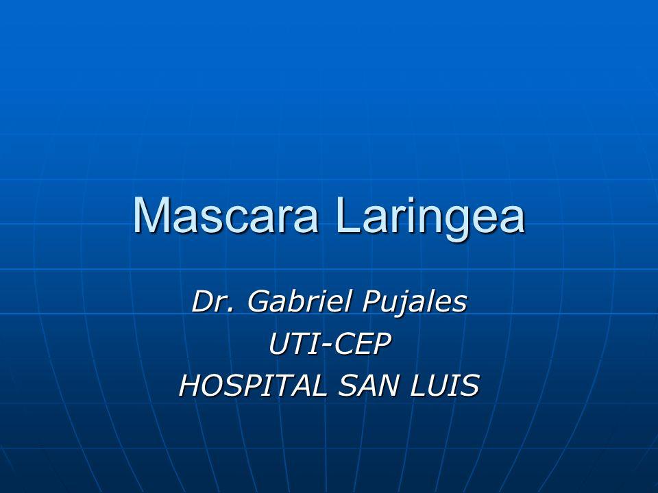 Dr. Gabriel Pujales UTI-CEP HOSPITAL SAN LUIS
