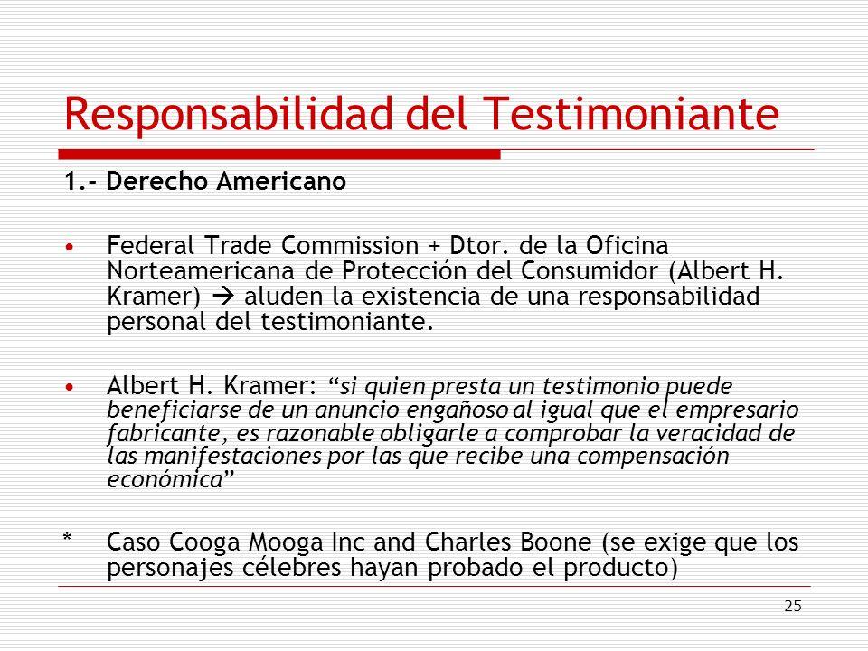 La publicidad testimonial ppt video online descargar for Tlf oficina del consumidor