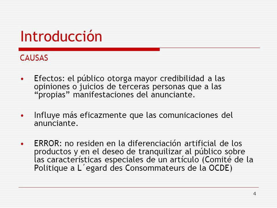 Introducción CAUSAS.