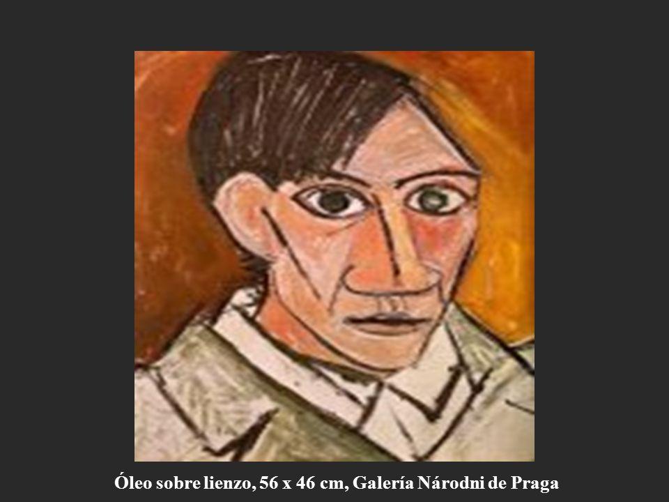 Óleo sobre lienzo, 56 x 46 cm, Galería Národni de Praga