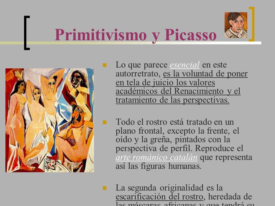 Primitivismo y Picasso
