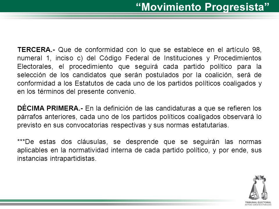 Movimiento Progresista
