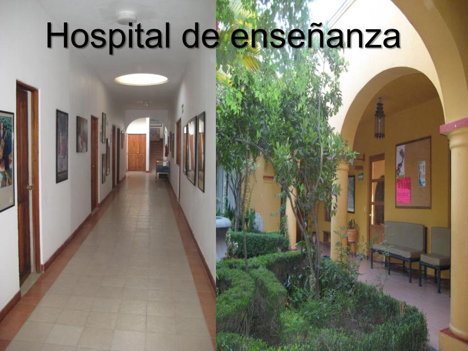 Hospital de enseñanza Hospital de enseñanza