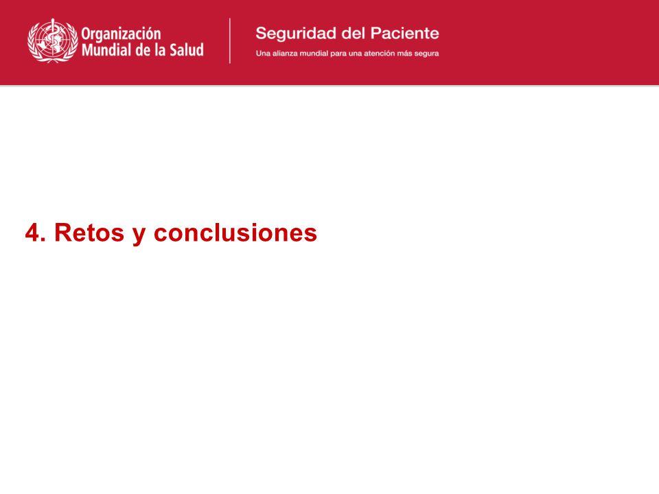 4. Retos y conclusiones