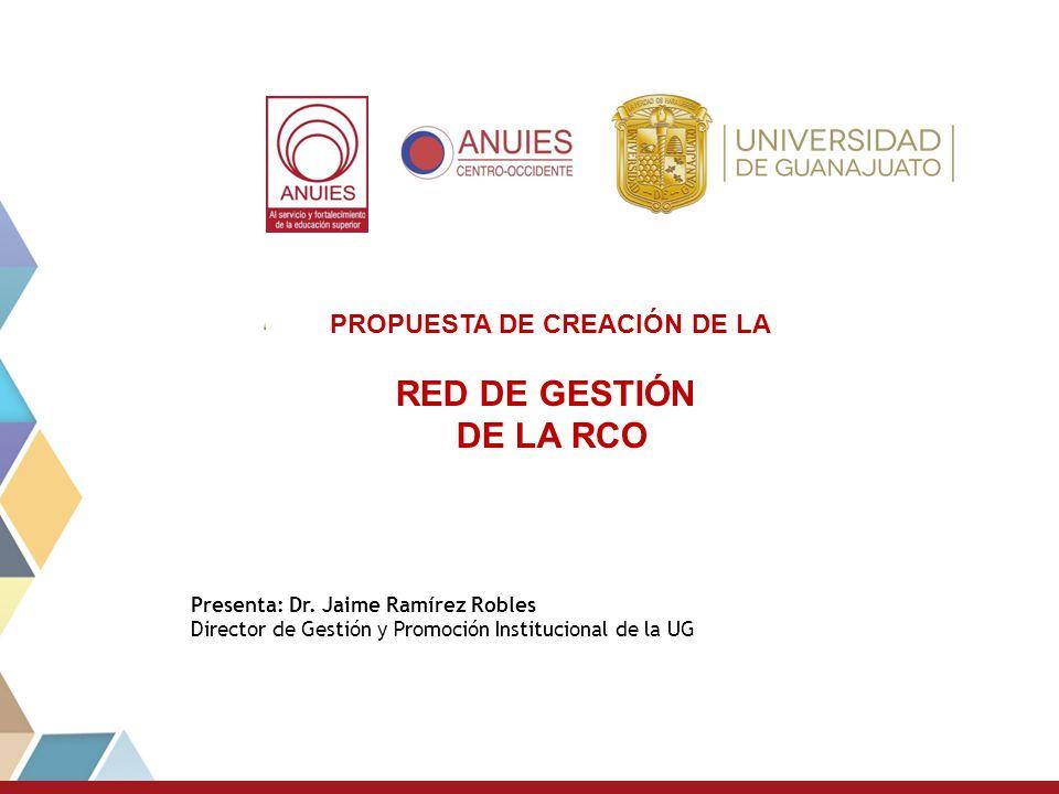 PROPUESTA DE CREACIÓN DE LA