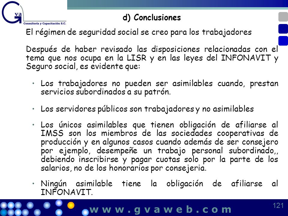 w w w . g v a w e b . c o m d) Conclusiones