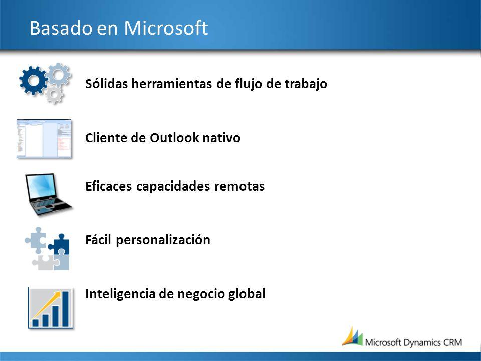 Basado en Microsoft