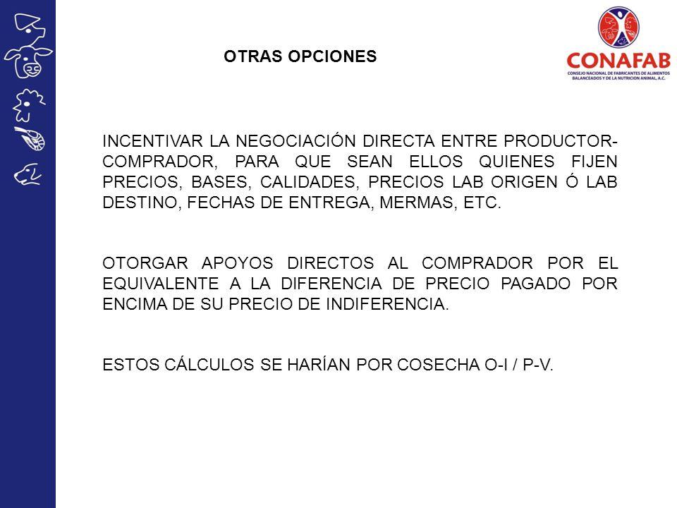 OTRAS OPCIONES