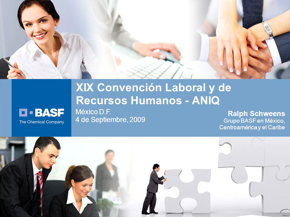 XIX Convención Laboral y de Recursos Humanos - ANIQ