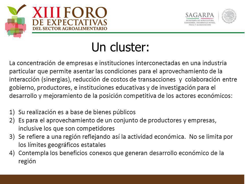 Un cluster: