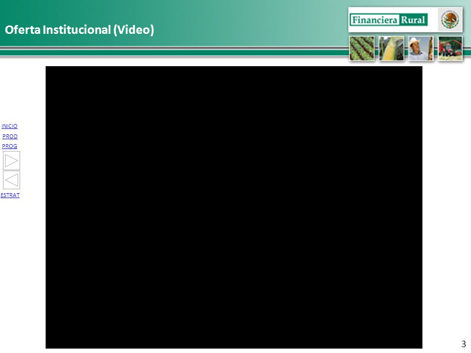 Oferta Institucional (Video)
