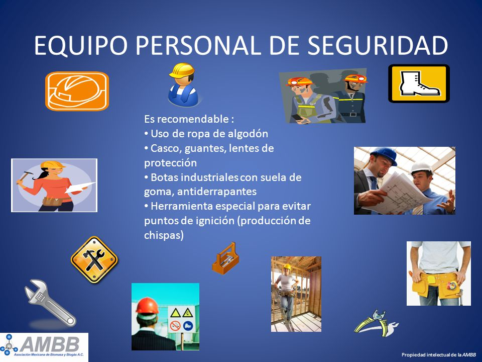 EQUIPO PERSONAL DE SEGURIDAD