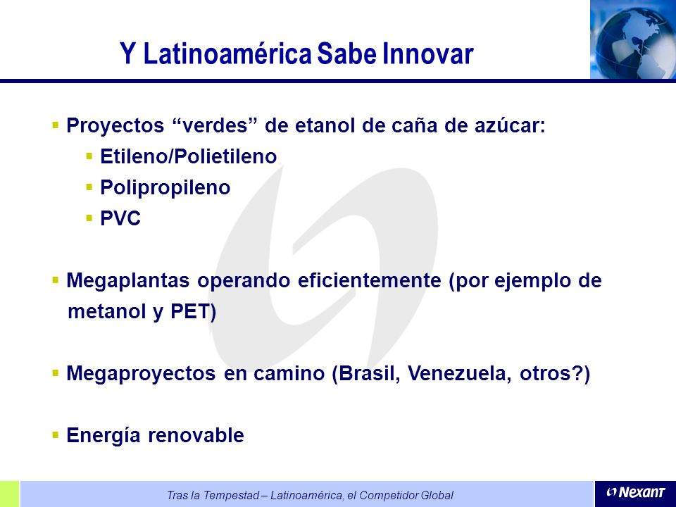 Y Latinoamérica Sabe Innovar