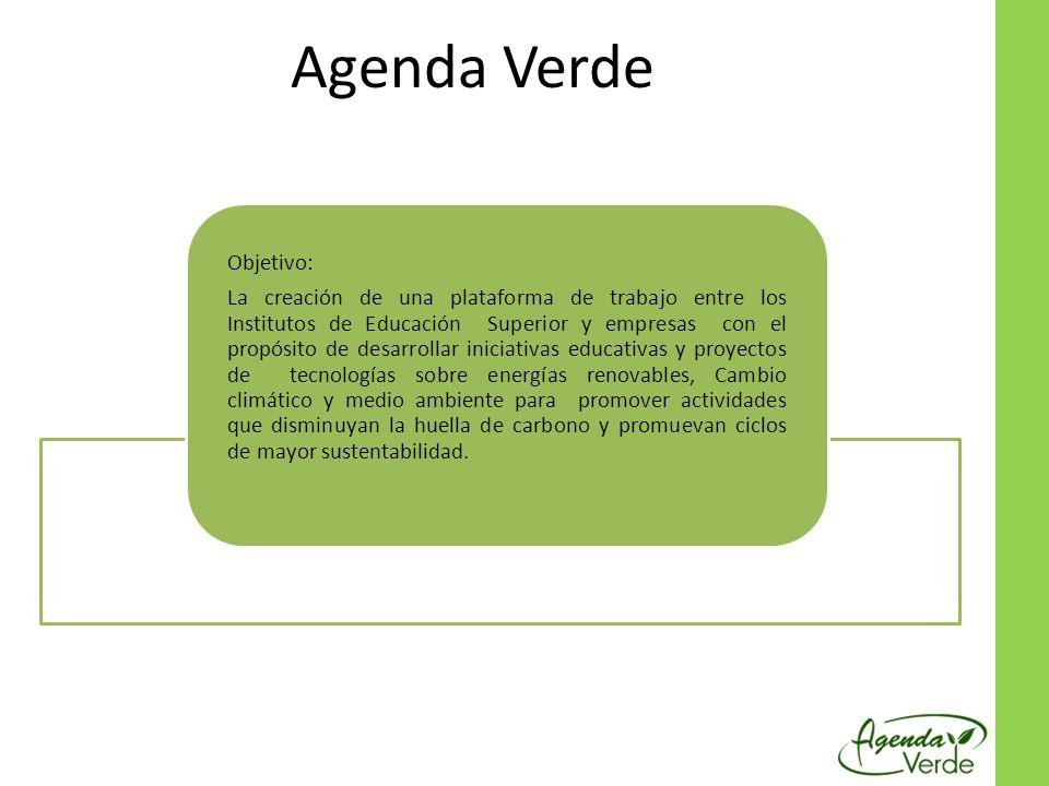 Agenda Verde Objetivo:
