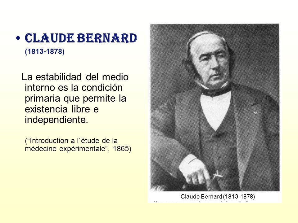 Claude Bernard (1813-1878) Claude Bernard (1813-1878)