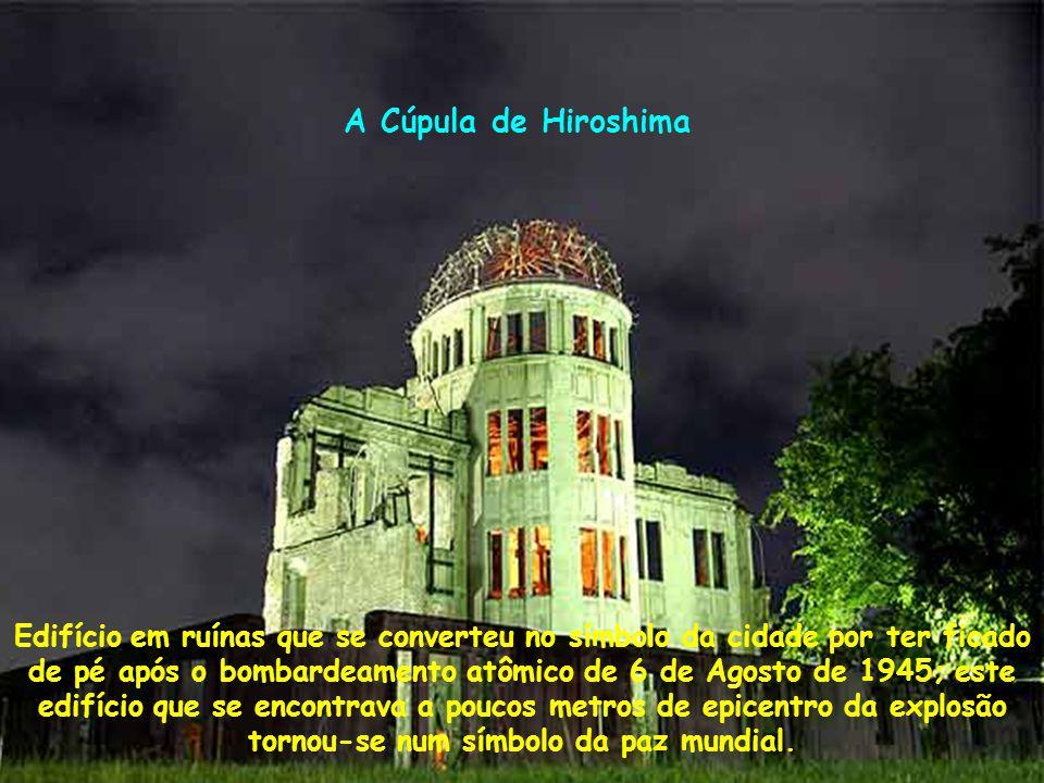 A Cúpula de Hiroshima
