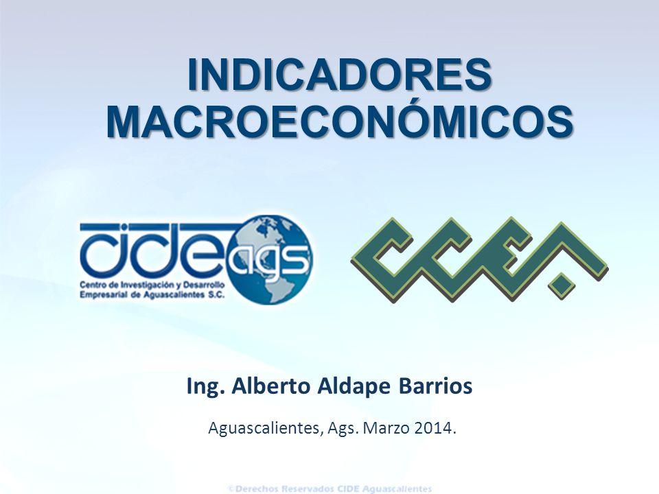 Ing. Alberto Aldape Barrios