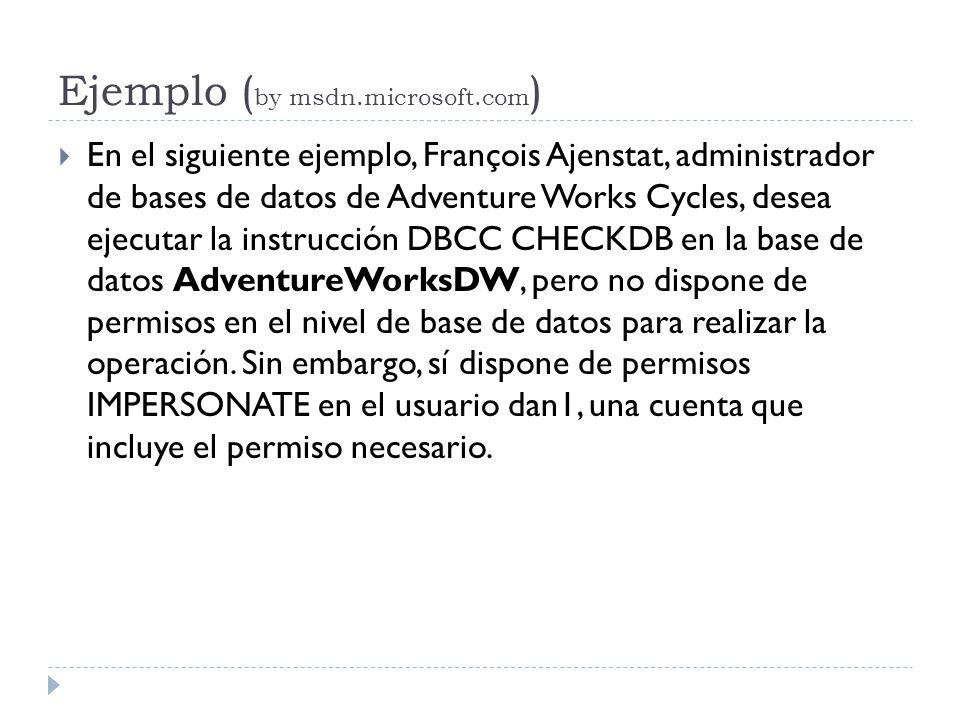 Ejemplo (by msdn.microsoft.com)