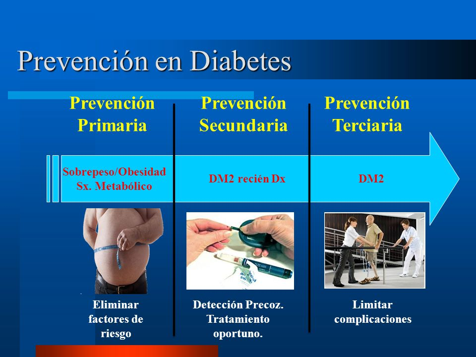 Prevención en Diabetes