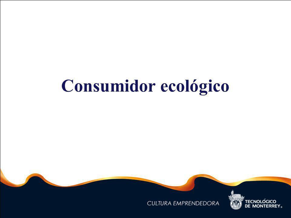 Consumidor ecológico