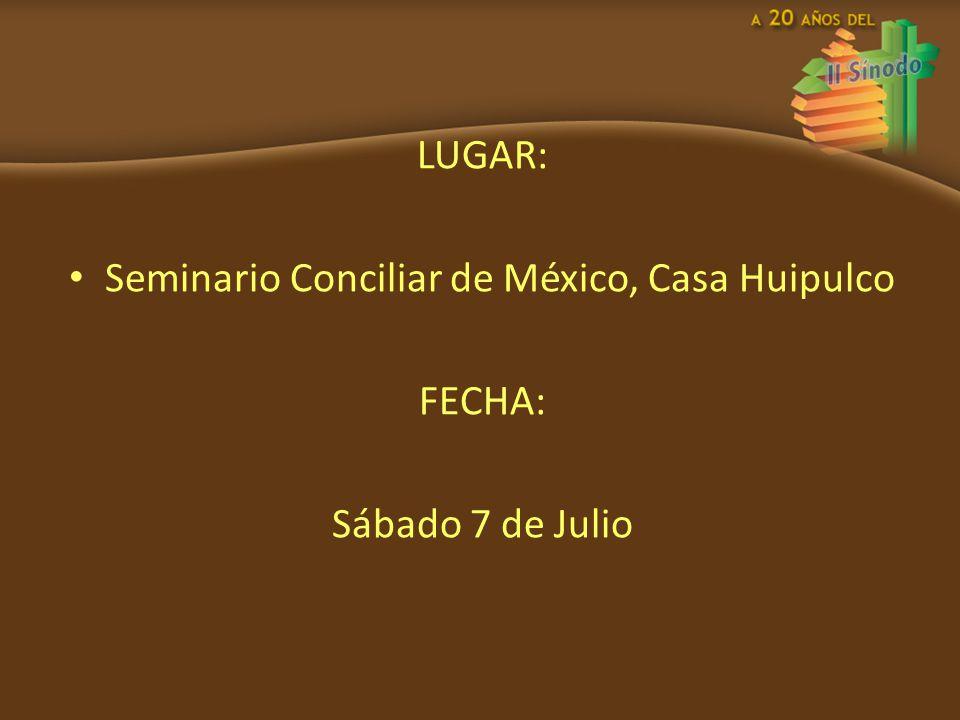 Seminario Conciliar de México, Casa Huipulco