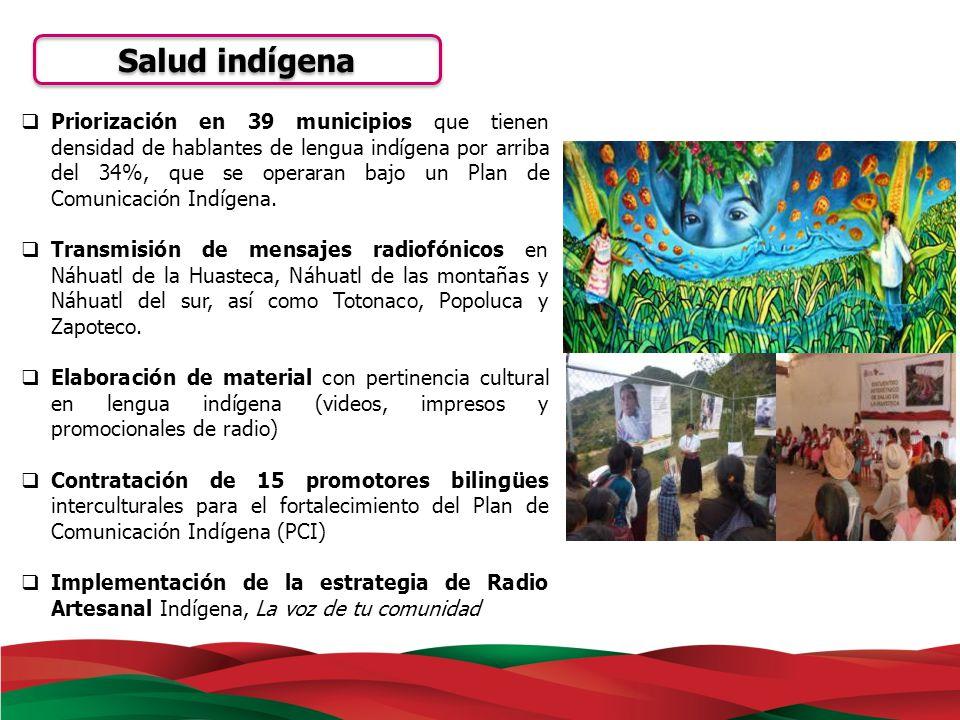 Salud indígena