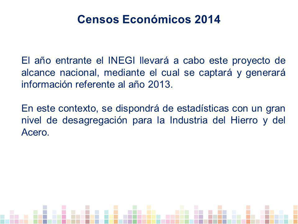 Censos Económicos 2014