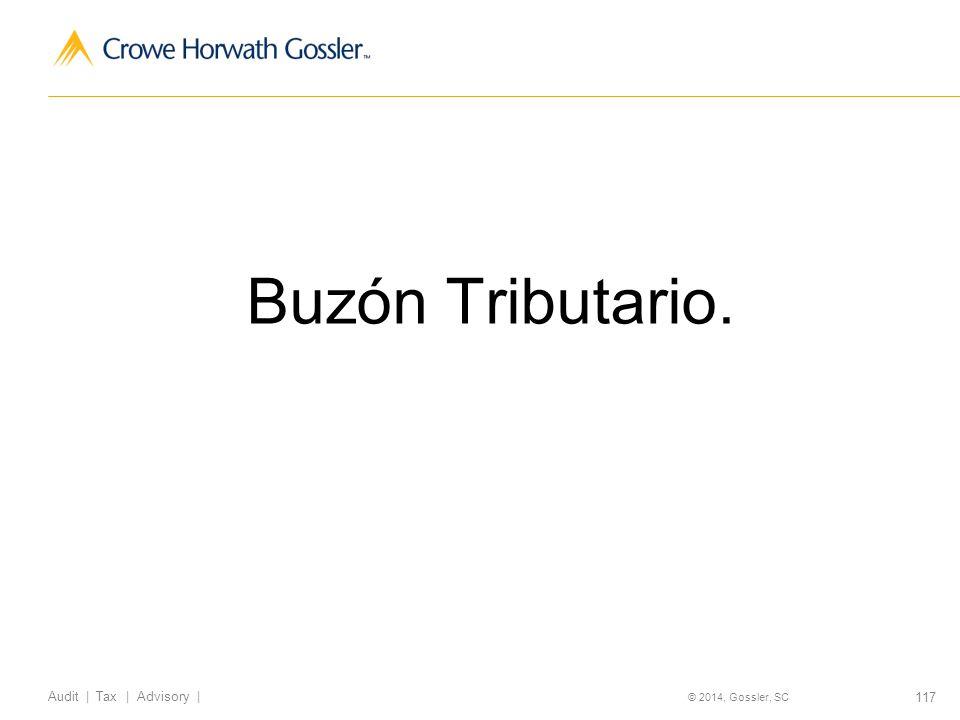 Buzón Tributario.