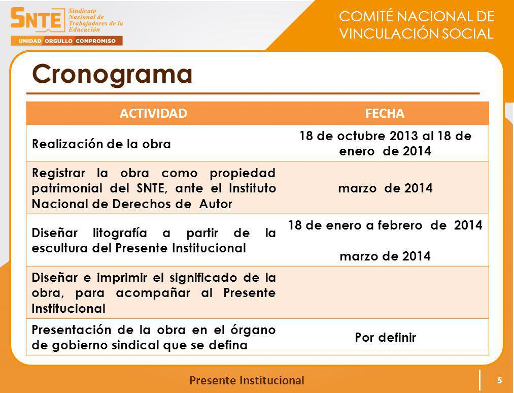 18 de octubre 2013 al 18 de enero de 2014