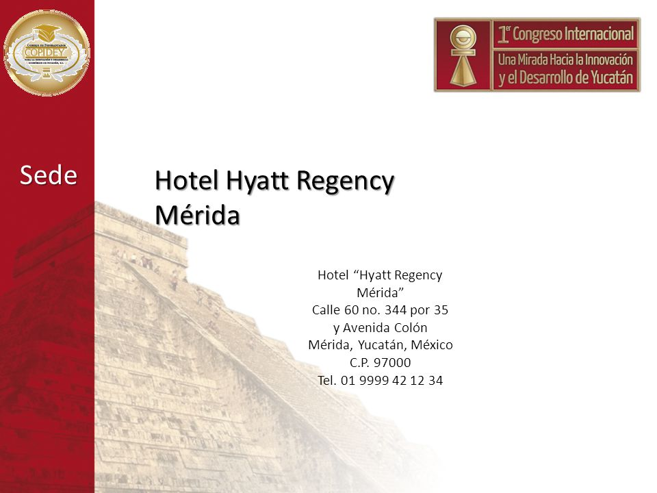 Hotel Hyatt Regency Mérida