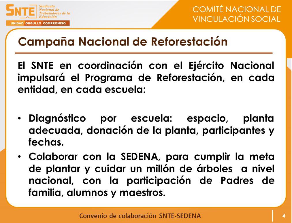 Campaña Nacional de Reforestación